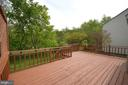 Large Deck - 3 WORTHINGTON CT, STERLING