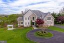 Skylines from all sides are spectacular - 17160 SPRING CREEK LN, LEESBURG