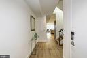 Entryway Foyer - 1468 BELMONT ST NW #4E, WASHINGTON