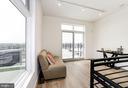 Upstairs Den - 1468 BELMONT ST NW #4E, WASHINGTON