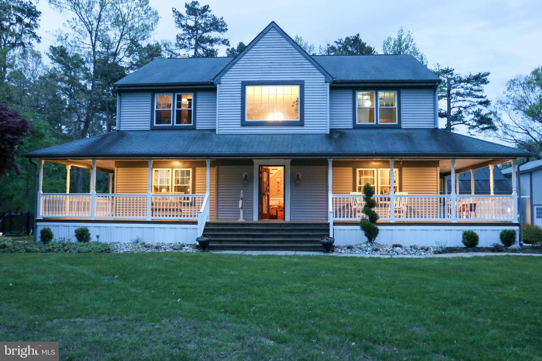 single family homes для того Продажа на Newfield, Нью-Джерси 08344 Соединенные Штаты