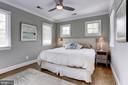 Serene master suite - 405 N HIGHLAND ST, ARLINGTON