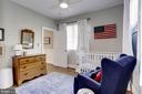 Bed 2 with ensuite - 405 N HIGHLAND ST, ARLINGTON