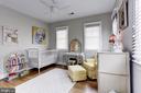 Bed 3 with ensuite - 405 N HIGHLAND ST, ARLINGTON