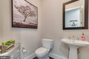 Half Bath - 44658 BRUSHTON TER, ASHBURN