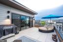 Rooftop Deck - 44658 BRUSHTON TER, ASHBURN