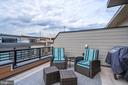 More rooftop Entertaining - 44658 BRUSHTON TER, ASHBURN