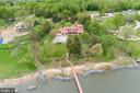 Over 3 Acres with 300' Waterfront with Sandy Beach - 833 LONDONTOWN RD, EDGEWATER