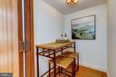 Wine Closet, Great Storage Space, Always Cool Temp - 833 LONDONTOWN RD, EDGEWATER