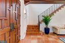Solid Wood Double Door Grand Entrance - 833 LONDONTOWN RD, EDGEWATER