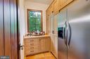 Custom Pantry w/Slide Out Trays & 2nd Fridge - 833 LONDONTOWN RD, EDGEWATER