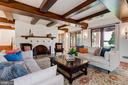 One of Five Authentic Adobe Style Fireplaces - 833 LONDONTOWN RD, EDGEWATER