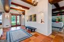 Attention to Details like Wood Beams & Nooks - 833 LONDONTOWN RD, EDGEWATER