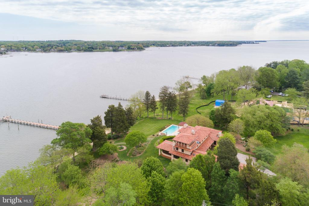 A Boater's Paradise, Easy Access to Chesapeake Bay - 833 LONDONTOWN RD, EDGEWATER