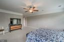 Ceiling Fan and Recessed Lighting - 5723 WOODBINE CT, FREDERICKSBURG