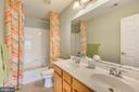 Upper Level Bathroom - 5723 WOODBINE CT, FREDERICKSBURG