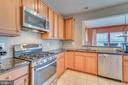 Stainless Steel Appliances - 5723 WOODBINE CT, FREDERICKSBURG