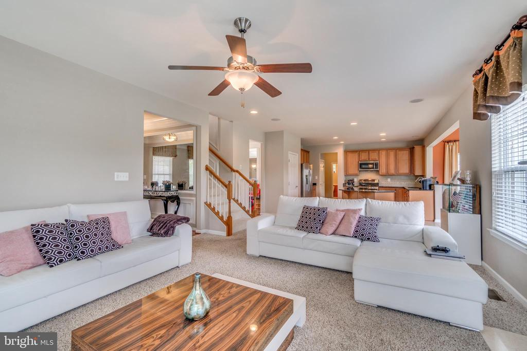 Ceiling Fan - 5723 WOODBINE CT, FREDERICKSBURG