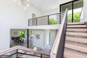 Staircase - 4408 OLLEY LN, FAIRFAX