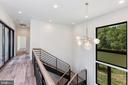 Second Level Hallway - 4408 OLLEY LN, FAIRFAX