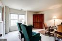 3rd bedroom/office - 4036 24TH RD N, ARLINGTON