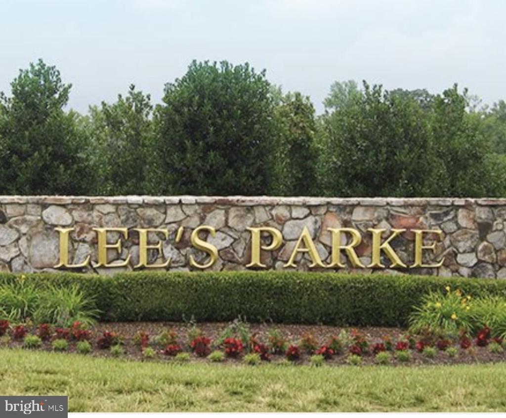 Lee's Parke Subdivision - 5723 WOODBINE CT, FREDERICKSBURG