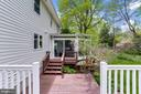Deck and Sunroom Access - 6106 SEBRING DR, COLUMBIA
