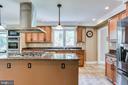 Upgraded Kitchen - 6106 SEBRING DR, COLUMBIA