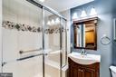 Full Updated Bathroom in Basement - 6106 SEBRING DR, COLUMBIA