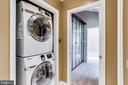 2nd Washer/Dryer in Owner's Suite - 6106 SEBRING DR, COLUMBIA