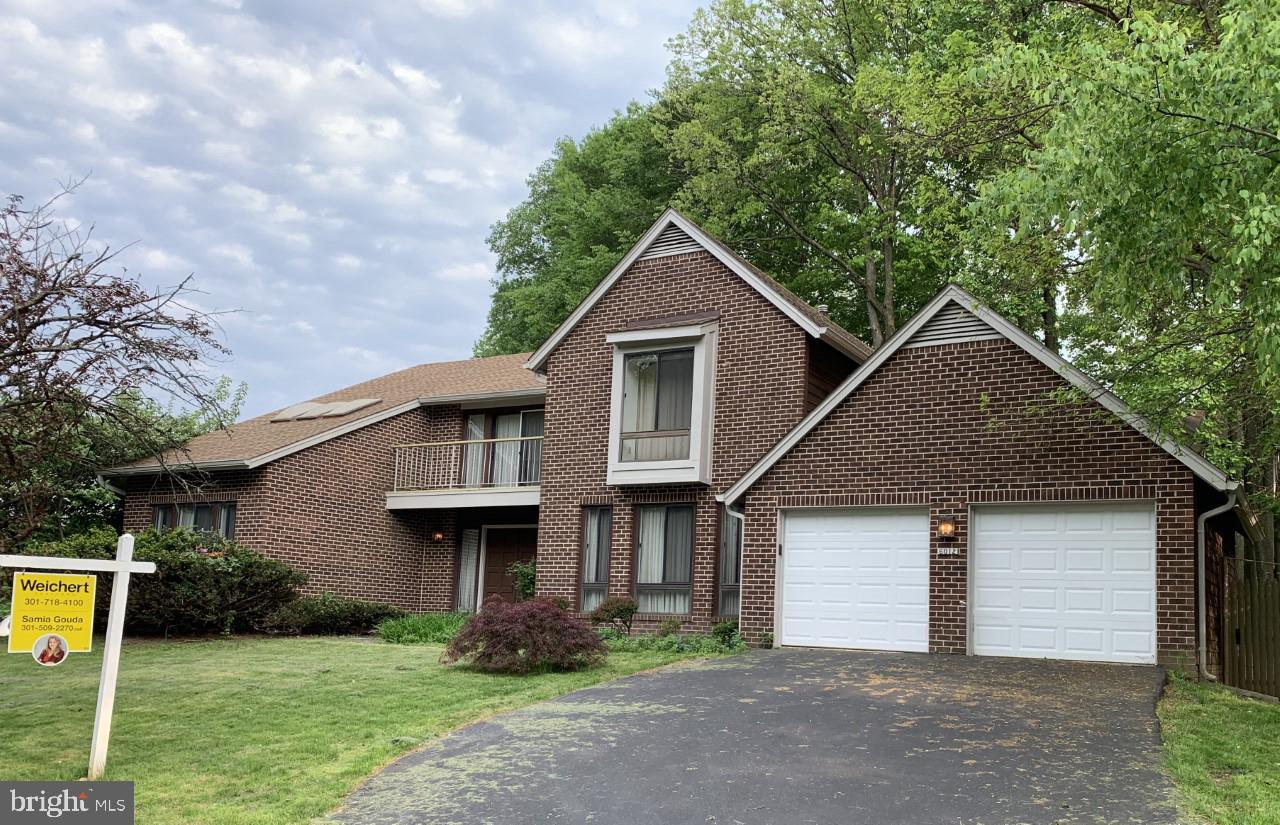 Single Family Homes 용 매매 에 North Bethesda, 메릴랜드 20852 미국