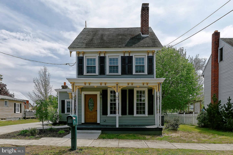 Single Family Homes для того Продажа на Bridgeport, Нью-Джерси 08014 Соединенные Штаты