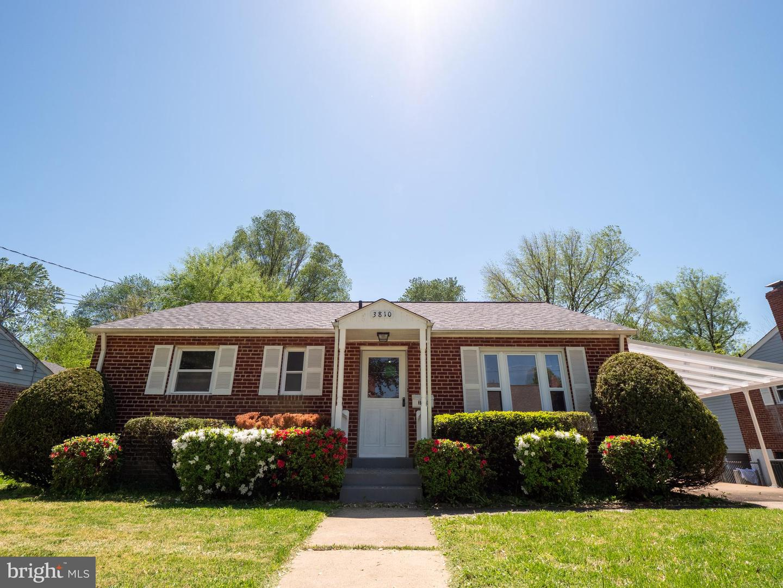 3810 DELANO STREET, SILVER SPRING, Maryland