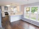 Kitchen & Breakfast Nook - 8741 SHADOW LAWN CT, ANNANDALE