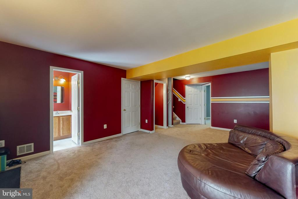 Rec Room - 17529 BRISTOL TER, ROUND HILL