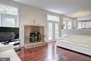 Family Room - 13615 YELLOW POPLAR DR, CENTREVILLE