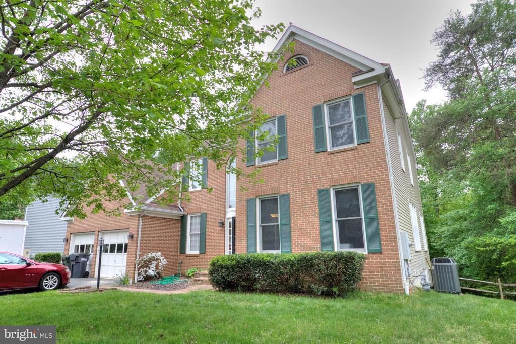 Exterior - 13615 YELLOW POPLAR DR, CENTREVILLE