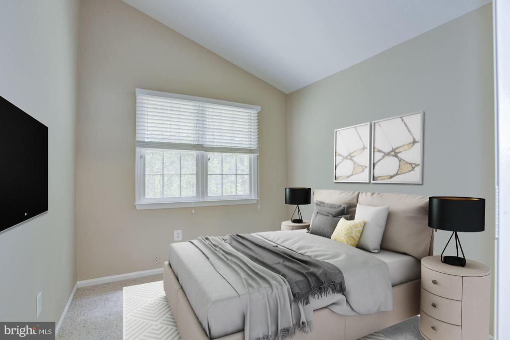Bedroom - 9364 TOVITO DR, FAIRFAX