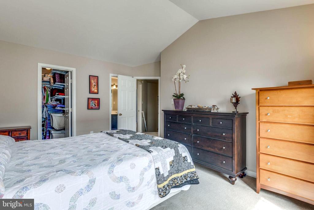 Master Bedroom #1 - 2582 LOGAN WOOD DR, HERNDON