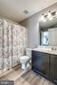 Master Bath #1 Access to Hallway Too! - 2582 LOGAN WOOD DR, HERNDON