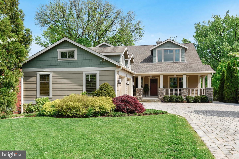 Maison Unifamiliale Pour L Vente à 1504 Highland Drive Silver Spring,  Maryland 20910 États