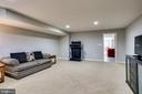 Recessed lighting - 25647 S VILLAGE DR, CHANTILLY