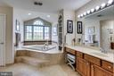 Complete w/ soaking tub - 25647 S VILLAGE DR, CHANTILLY