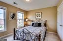 Upper level bedroom 4 - 25647 S VILLAGE DR, CHANTILLY