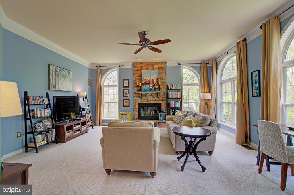 Beautiful Floor to Ceiling Windows - 42834 MEANDER CROSSING CT, BROADLANDS