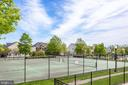 And Tennis courts - 25647 S VILLAGE DR, CHANTILLY