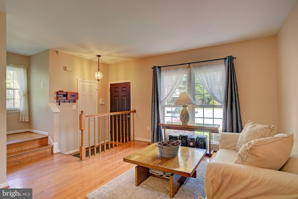 Light-filled end unit - 6900 COMPTON VALLEY CT, CENTREVILLE