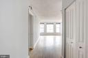 Hardwood floors throughout - 601 PENNSYLVANIA AVE NW #1004N, WASHINGTON