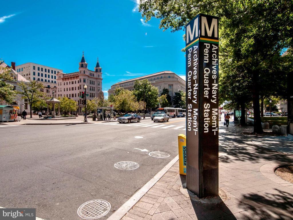 Close to the metro - 601 PENNSYLVANIA AVE NW #1004N, WASHINGTON