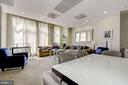 Community business center/party room - 715 6TH ST NW #1003, WASHINGTON
